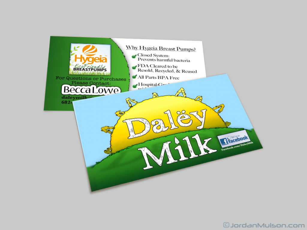 Entrepreneur & Brand Business Cards